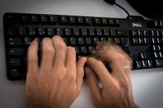 Pisanie na klawiaturze