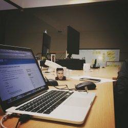 laptop w firmie